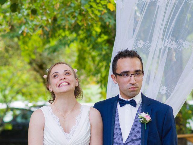 Le mariage de Loïc et Pauline à Saujon, Charente Maritime 9