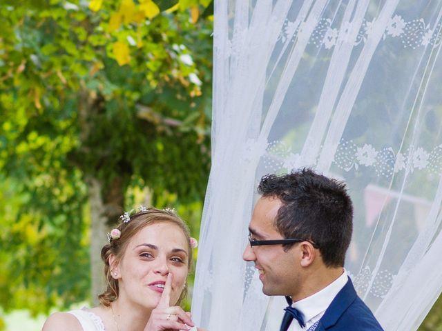 Le mariage de Loïc et Pauline à Saujon, Charente Maritime 11