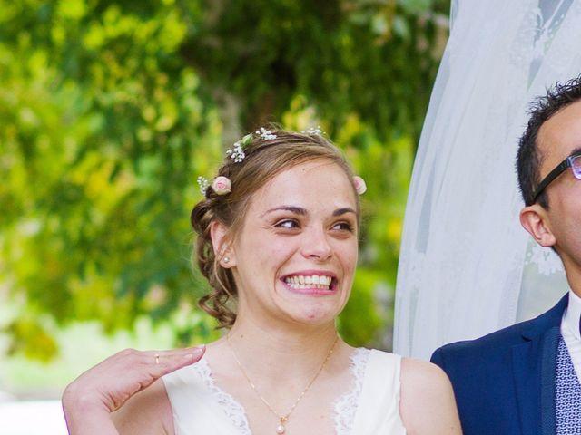 Le mariage de Loïc et Pauline à Saujon, Charente Maritime 12