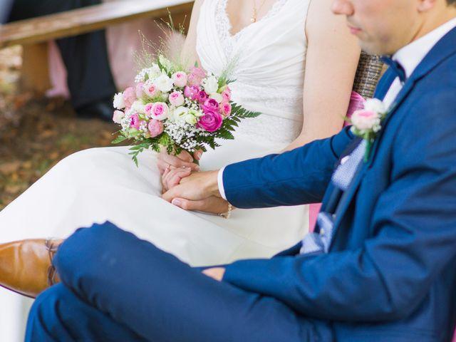 Le mariage de Loïc et Pauline à Saujon, Charente Maritime 21