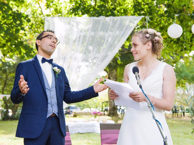 Le mariage de Loïc et Pauline à Saujon, Charente Maritime 35