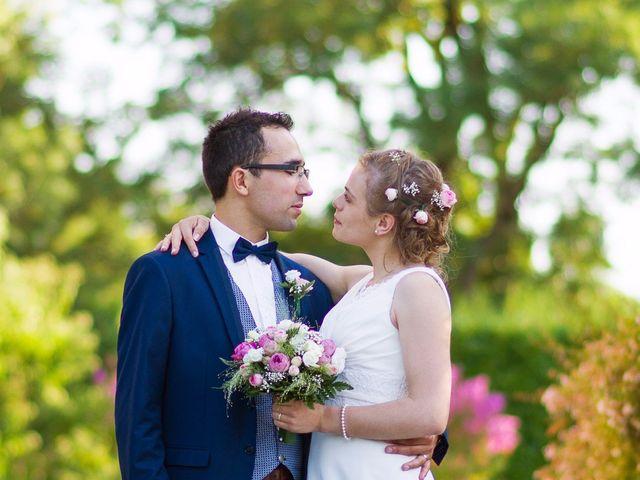 Le mariage de Loïc et Pauline à Saujon, Charente Maritime 36