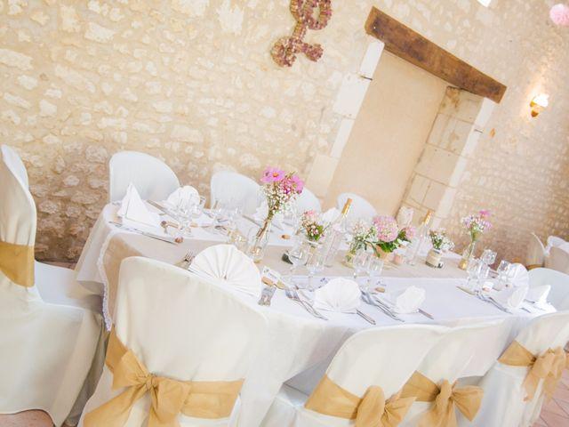 Le mariage de Loïc et Pauline à Saujon, Charente Maritime 62