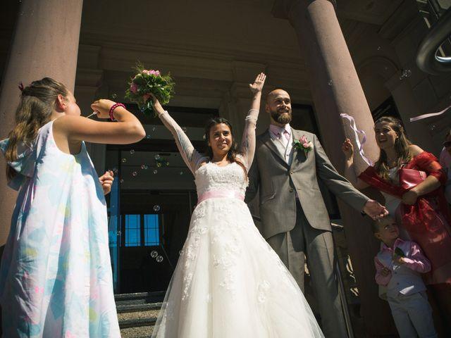 Le mariage de Romain et Lucie à Schiltigheim, Bas Rhin 2