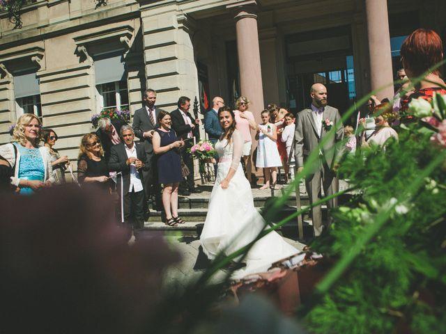 Le mariage de Romain et Lucie à Schiltigheim, Bas Rhin 3
