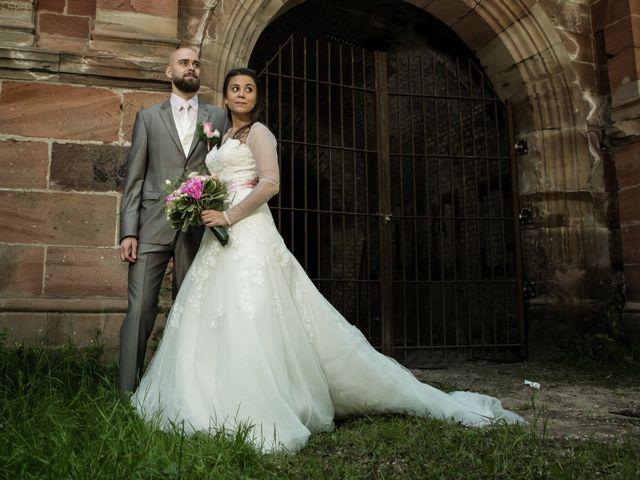 Le mariage de Romain et Lucie à Schiltigheim, Bas Rhin 20