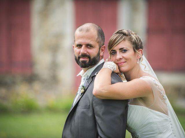 Le mariage de Christophe et Marie à Barraux, Isère 4