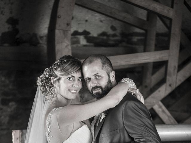 Le mariage de Christophe et Marie à Barraux, Isère 5