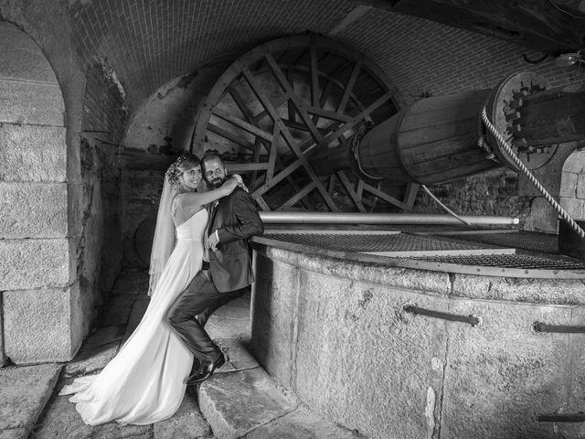 Le mariage de Christophe et Marie à Barraux, Isère 6