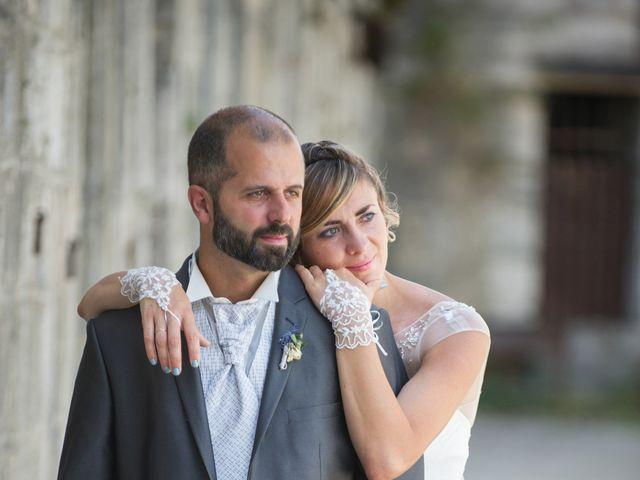Le mariage de Christophe et Marie à Barraux, Isère 7
