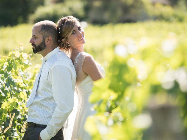Le mariage de Christophe et Marie à Barraux, Isère 9