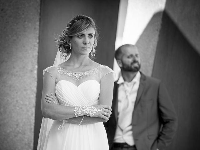 Le mariage de Christophe et Marie à Barraux, Isère 12
