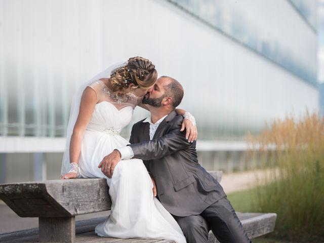 Le mariage de Christophe et Marie à Barraux, Isère 14