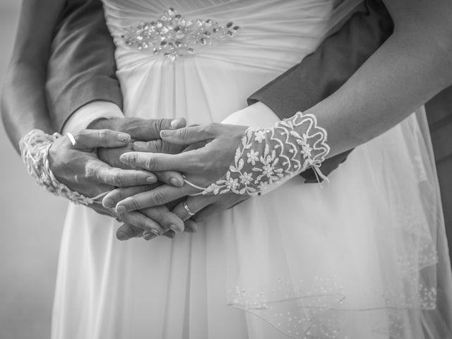 Le mariage de Christophe et Marie à Barraux, Isère 17