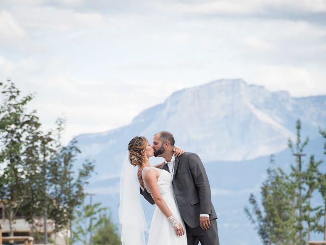 Le mariage de Christophe et Marie à Barraux, Isère 18