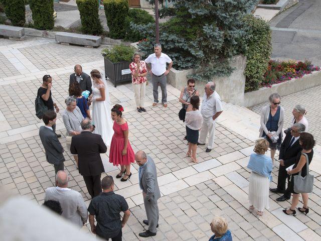 Le mariage de Christophe et Marie à Barraux, Isère 22