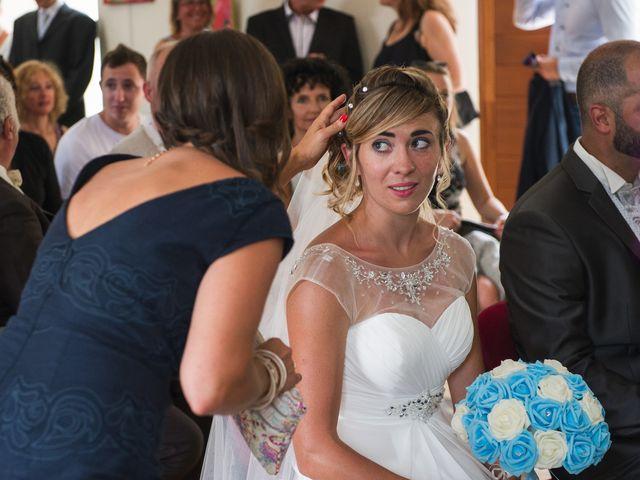 Le mariage de Christophe et Marie à Barraux, Isère 23