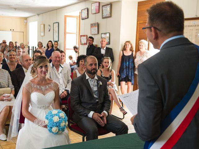 Le mariage de Christophe et Marie à Barraux, Isère 24