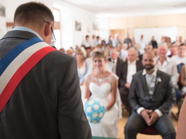 Le mariage de Christophe et Marie à Barraux, Isère 25