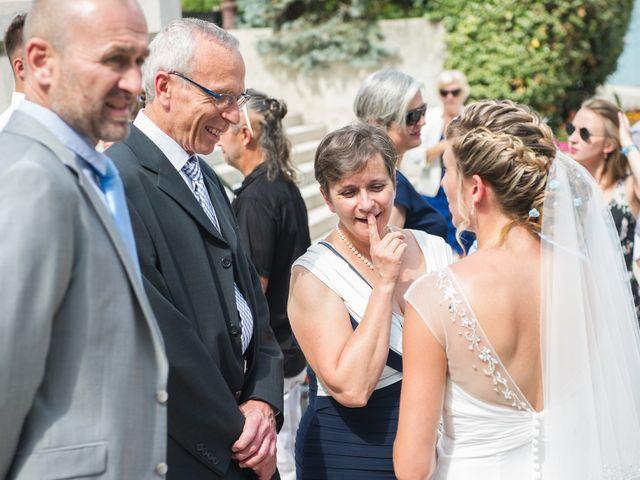 Le mariage de Christophe et Marie à Barraux, Isère 28