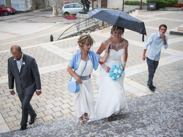 Le mariage de Christophe et Marie à Barraux, Isère 30