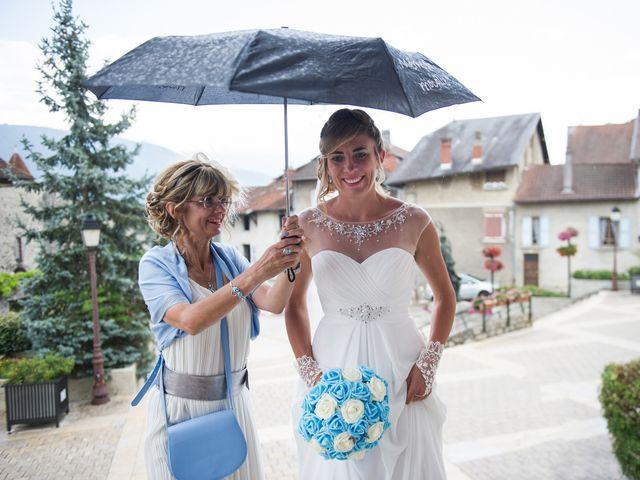 Le mariage de Christophe et Marie à Barraux, Isère 31