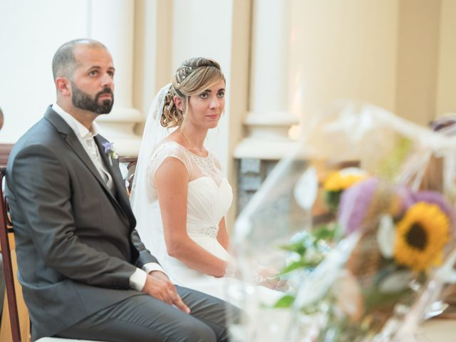 Le mariage de Christophe et Marie à Barraux, Isère 36