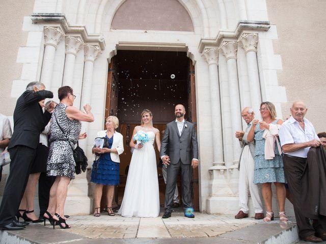 Le mariage de Christophe et Marie à Barraux, Isère 51