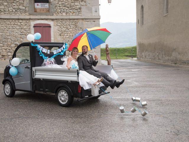 Le mariage de Christophe et Marie à Barraux, Isère 55