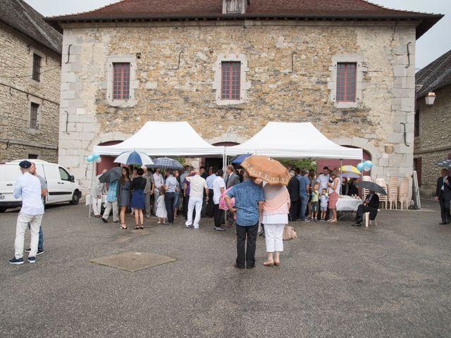 Le mariage de Christophe et Marie à Barraux, Isère 60