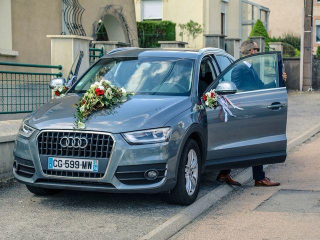 Le mariage de Victor et Magali à Gérardmer, Vosges 45