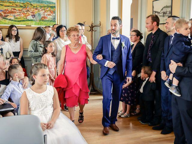 Le mariage de Victor et Magali à Gérardmer, Vosges 51