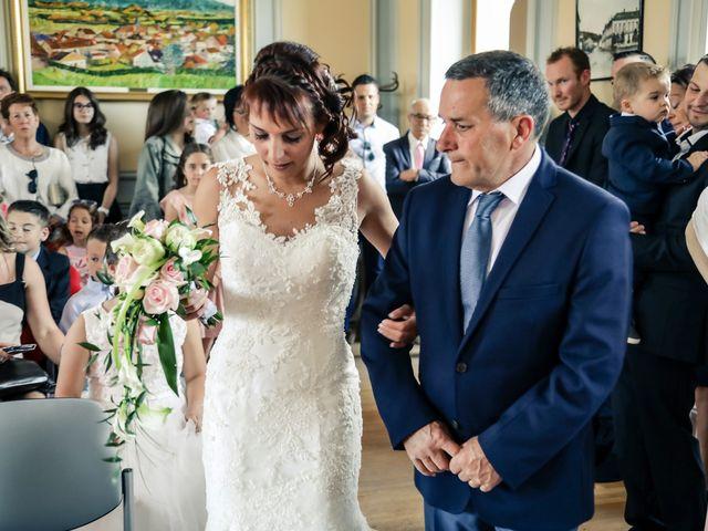 Le mariage de Victor et Magali à Gérardmer, Vosges 52