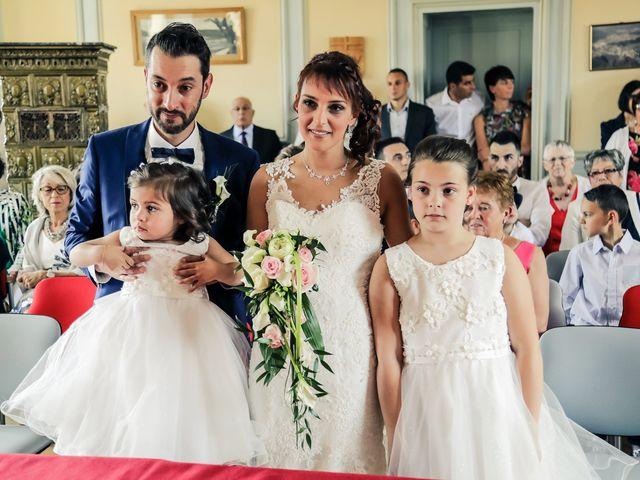 Le mariage de Victor et Magali à Gérardmer, Vosges 53