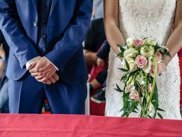Le mariage de Victor et Magali à Gérardmer, Vosges 55