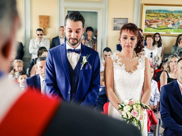 Le mariage de Victor et Magali à Gérardmer, Vosges 56