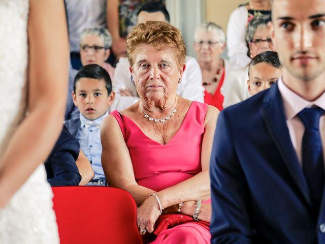 Le mariage de Victor et Magali à Gérardmer, Vosges 59