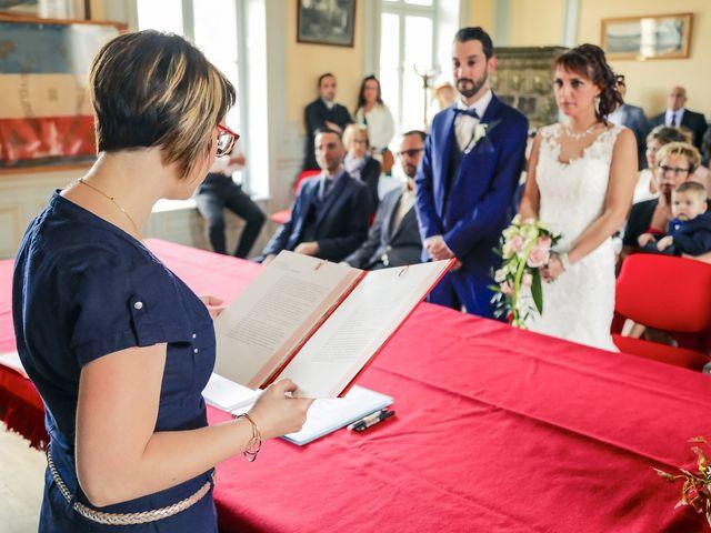 Le mariage de Victor et Magali à Gérardmer, Vosges 61