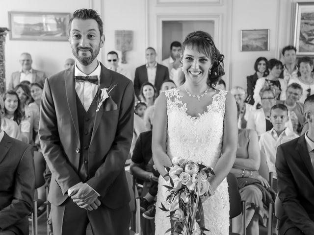 Le mariage de Victor et Magali à Gérardmer, Vosges 62