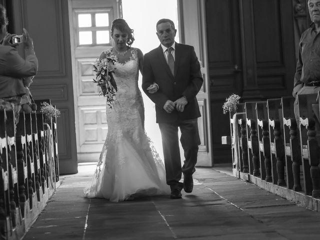 Le mariage de Victor et Magali à Gérardmer, Vosges 76