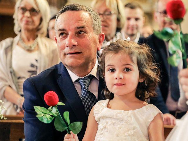Le mariage de Victor et Magali à Gérardmer, Vosges 77