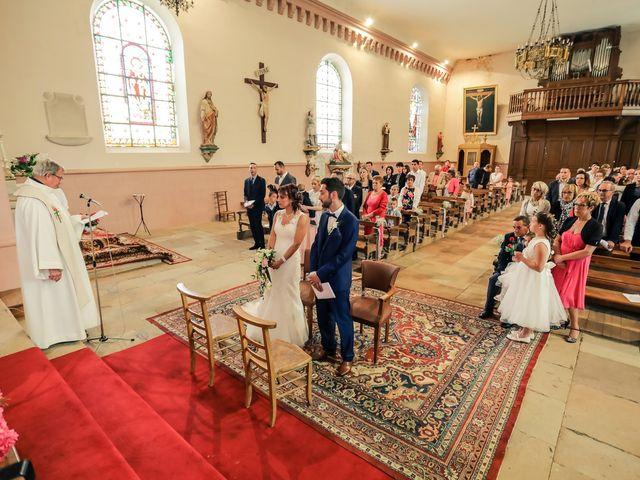 Le mariage de Victor et Magali à Gérardmer, Vosges 78
