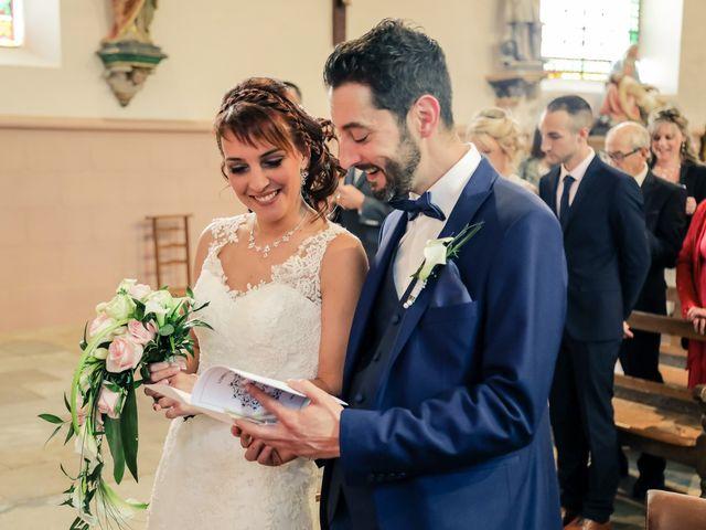 Le mariage de Victor et Magali à Gérardmer, Vosges 80