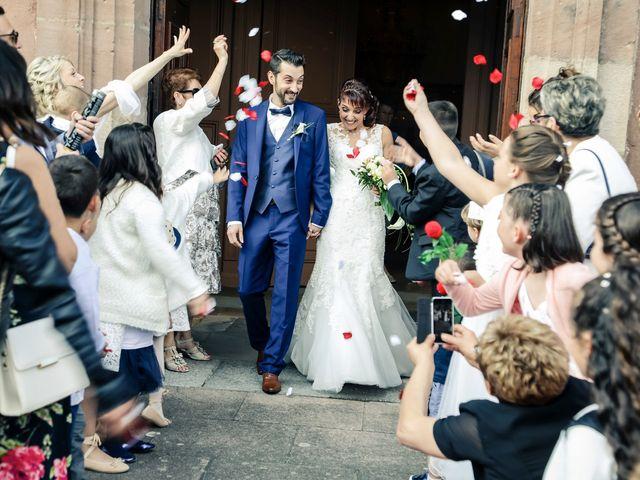 Le mariage de Victor et Magali à Gérardmer, Vosges 99