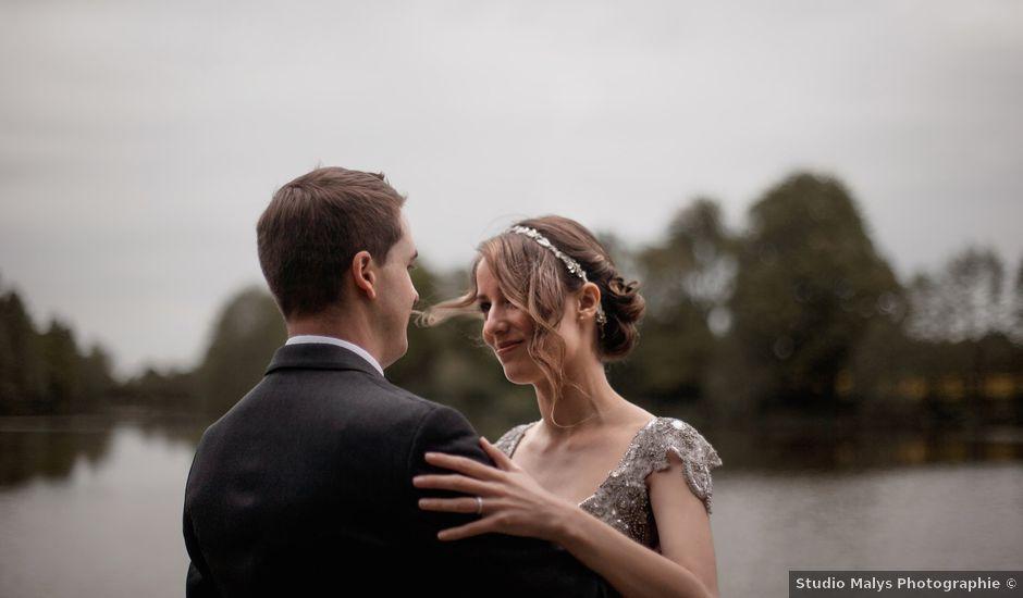 Le mariage de Zachary et Katherine à Angers, Maine et Loire