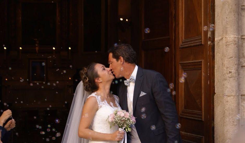 Le mariage de Eric et Flora à Solliès-Toucas, Var