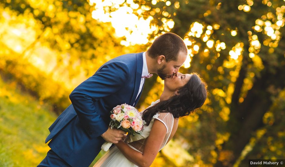 Le mariage de Quentin et Alexandra à Ozouer-le-Voulgis, Seine-et-Marne