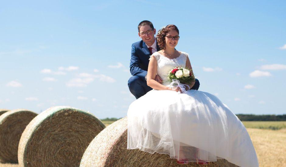 Le mariage de Loulou et Elodie à Hennezis, Eure
