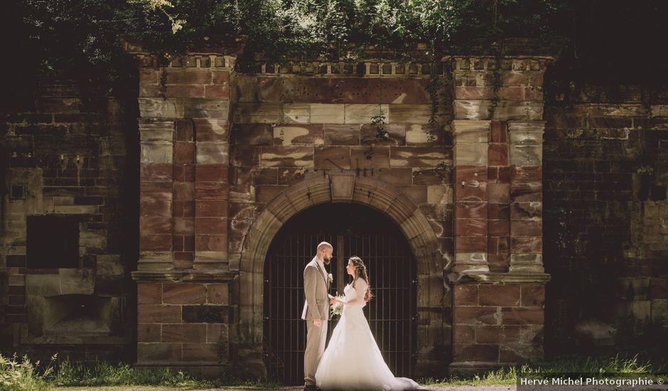 Le mariage de Romain et Lucie à Schiltigheim, Bas Rhin