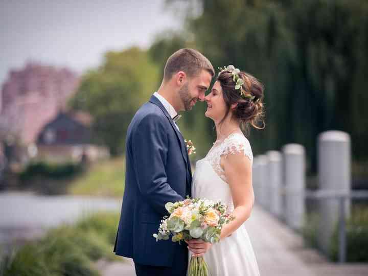 Le mariage de Marie et Benjamin